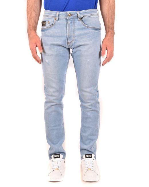 Versace Jeans Blue Jeans for men