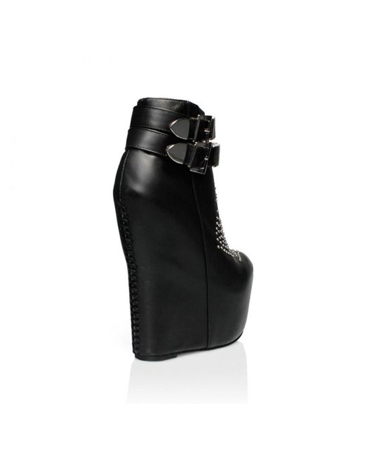 Jeffrey Campbell Dollywood Black