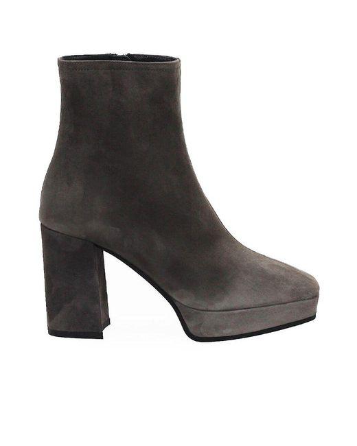 Roberto Festa Brown Vaud Taupe Suãƒâˆde Ankle Boot