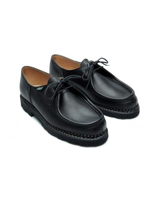 Paraboot Black Michael Shoe for men