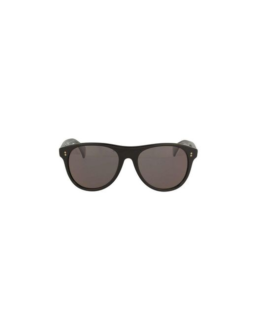 Giorgio Armani Women's Ga948sl8y6c Black Metal Sunglasses
