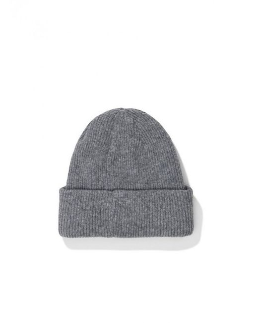 911333967fe Norse Projects Norse Top Beanie in Gray for Men - Save 16% - Lyst