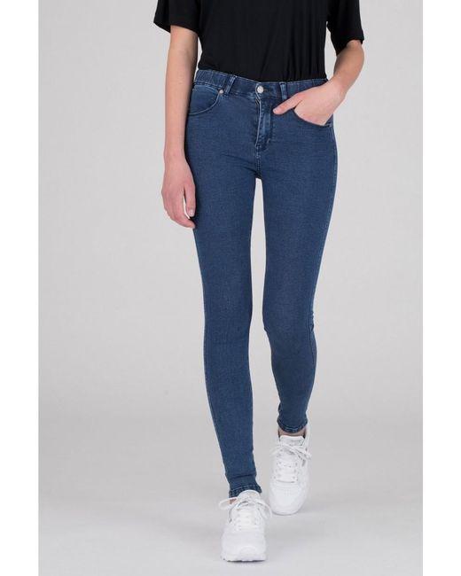 Dr. Denim Lexy Pure Dark Blue Jeans