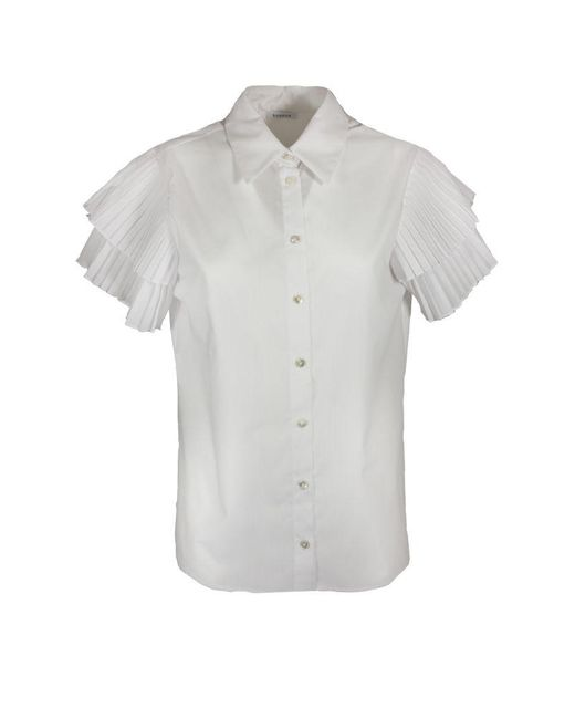 P.A.R.O.S.H. White Shirts