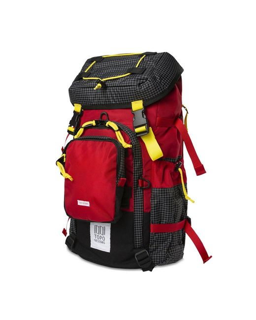 Topo Subalpine Pack Backpack 28l Red