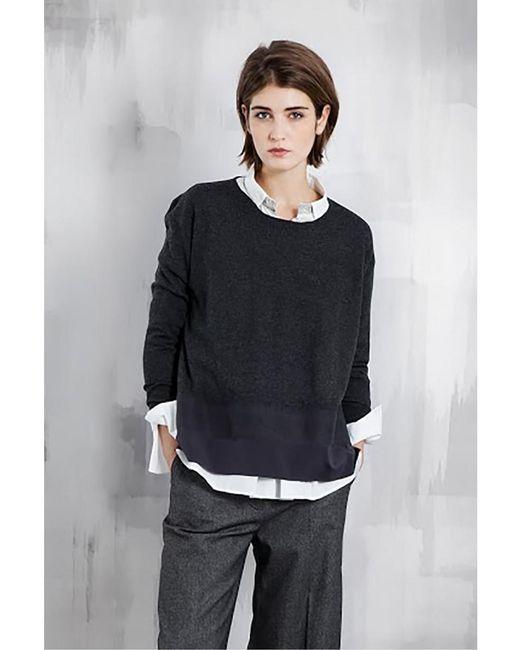 ToneT - Gray 1702416 Jumper Size: 40, - Lyst