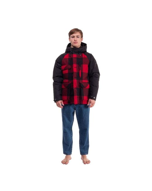 Woolrich Red Jacket For Men Wocps2883 Nbl