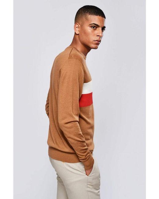 Bellerose - Dalare Brown Sugar Sweater for Men - Lyst