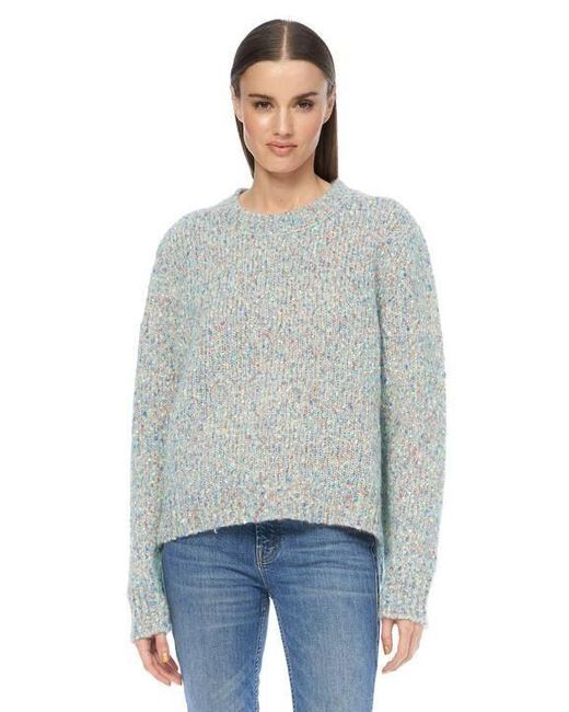 360cashmere Blue Clarissa Sweater
