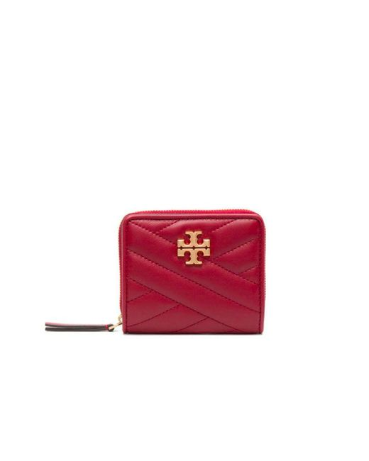 Tory Burch Red Wallets