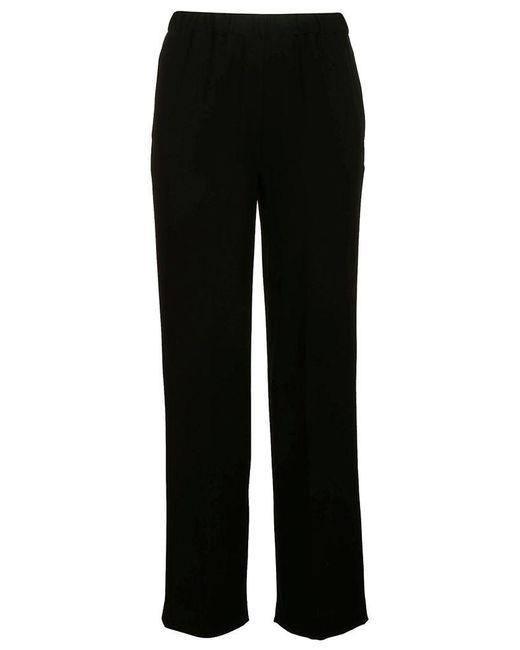 Aspesi Black Trousers