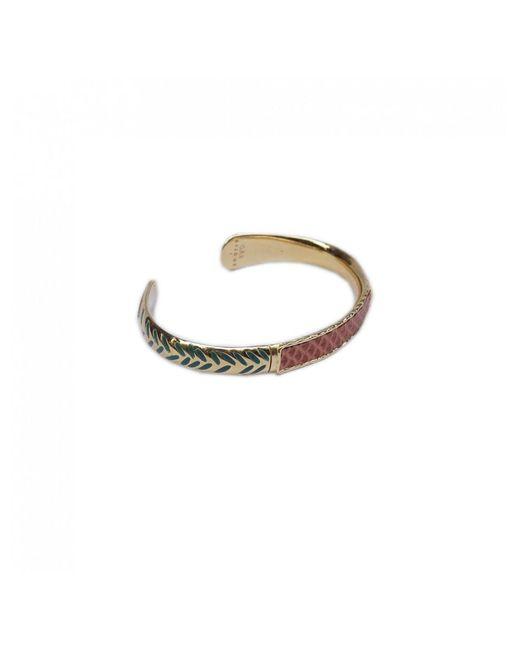 Gas Bijoux Metallic Bracelet