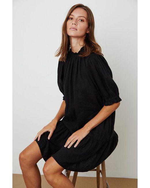 Velvet Black Bernice Dress