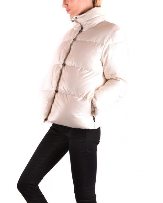 Duvetica White Jacket