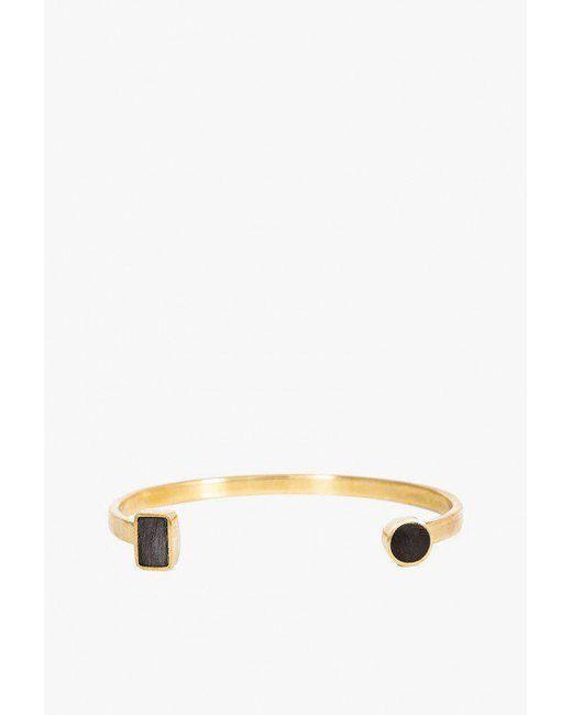 Soko - Multicolor Open Mari Cuff Bracelet - Lyst