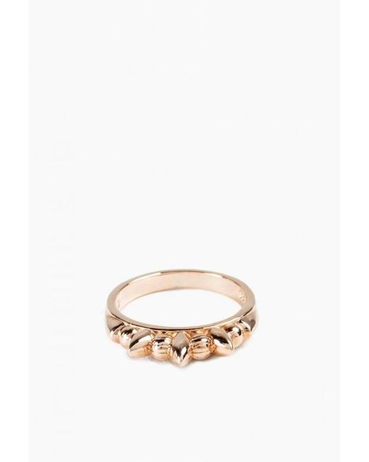 Pamela Love | Pink Thin Spike Ring | Lyst