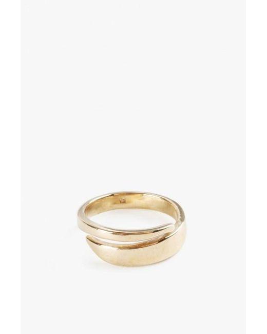 Fay Andrada | Metallic Viiva Ii Ring | Lyst