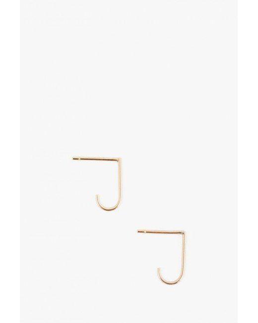 Hortense | Multicolor New Hoop Earrings | Lyst