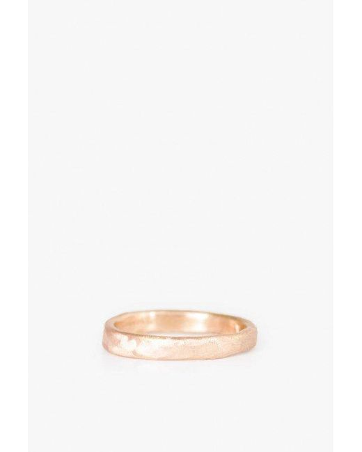 Blair Lauren Brown | Multicolor Thick Stacker Ring | Lyst