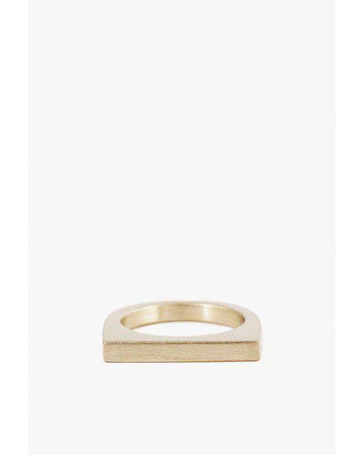 Marmol Radziner - Multicolor Lightweight Short Slab Ring - Lyst