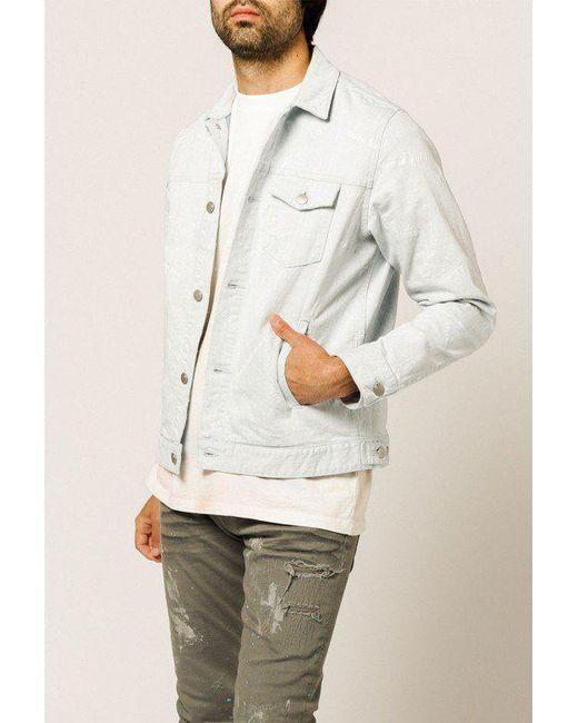 John Elliott - Blue Yacht Club Thumper Jacket for Men - Lyst