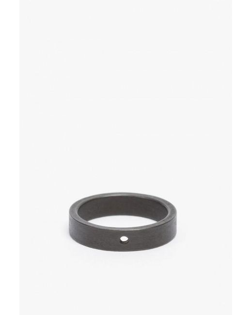 Marmol Radziner | Metallic Lightweight Solid Thin Ring | Lyst
