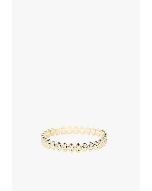 Grace Lee | Metallic Beaded Crown Ring | Lyst