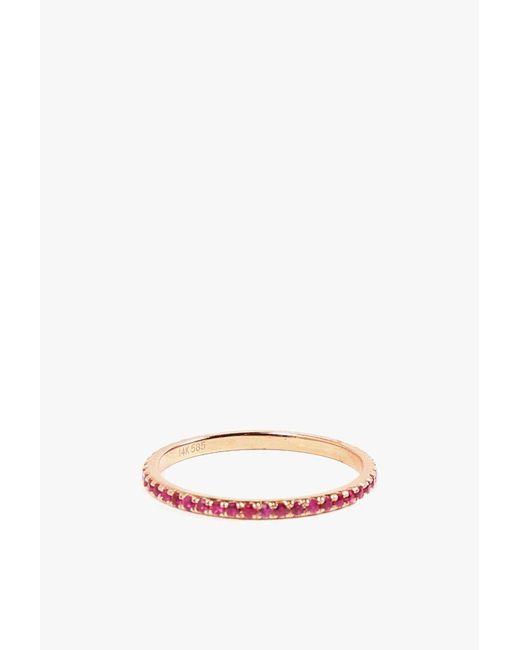Gabriela Artigas | Red Gems Axis Ring | Lyst