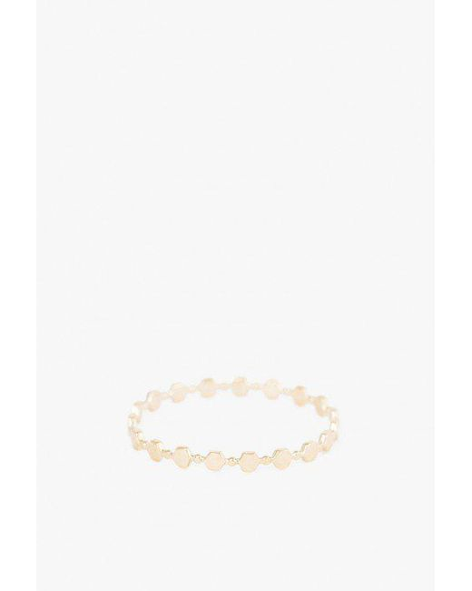 Grace Lee - Multicolor Hex-beaded Ring - Lyst