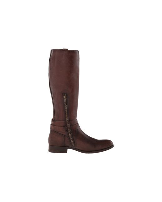 Frye   Brown Melissa Knotted Tall   Lyst
