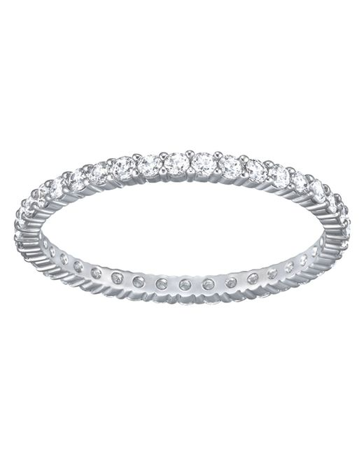 Swarovski   Metallic Vittore Ring   Lyst