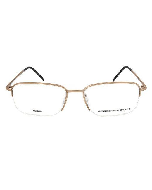 Porsche design Design P8198 B Titanium Gold Eyeglasses ...