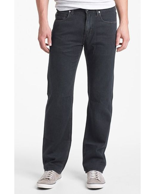 Tommy Bahama | Black Denim 'coastal Island' Standard Fit Jeans for Men | Lyst
