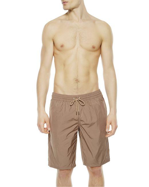 La Perla | Brown Swimming Shorts for Men | Lyst