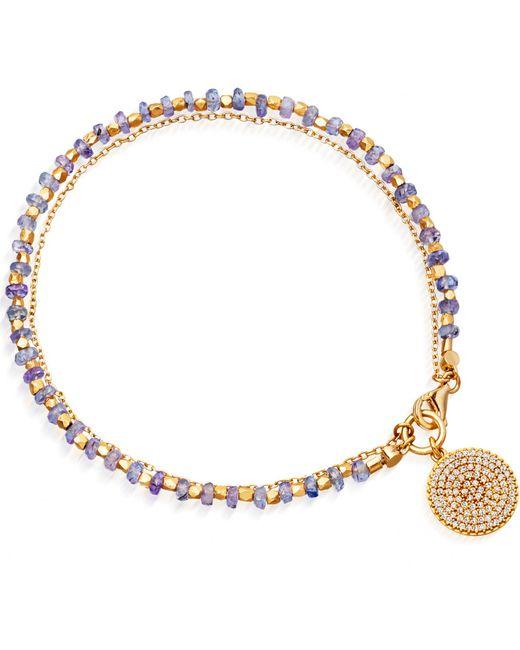 astley clarke sapphire evil eye biography bracelet in