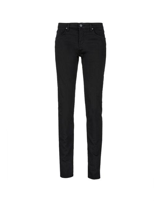 J Brand | Black 'tyler' French Terry Pants for Men | Lyst