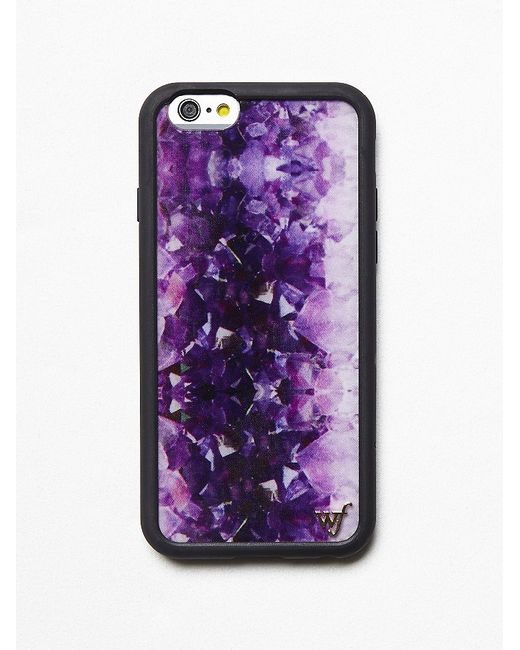 free people iphone case free collection iphone in purple 5941