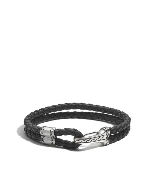 John Hardy | Gray Classic Chain Station Bracelet for Men | Lyst