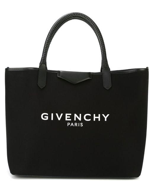 Givenchy Shopper Tote On Sale. Givenchy Antigona Shopper Tote in Black  3b226f0a92b32