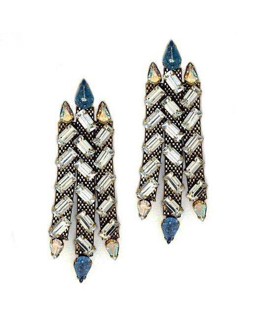 Nicole Romano | Multicolor Jinhai Earrings | Lyst
