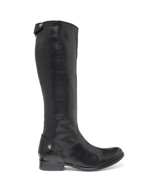 Frye Women S Melissa Button Back Zip Boots In Black Lyst