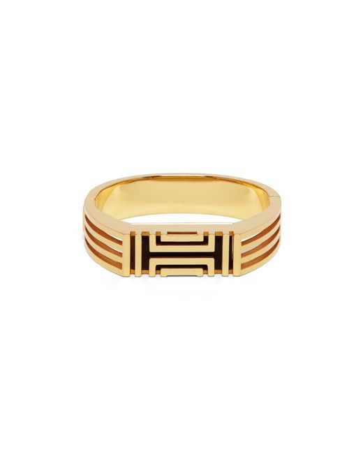 Tory Burch | Metallic For Fitbit Caged Metal Bangle | Lyst