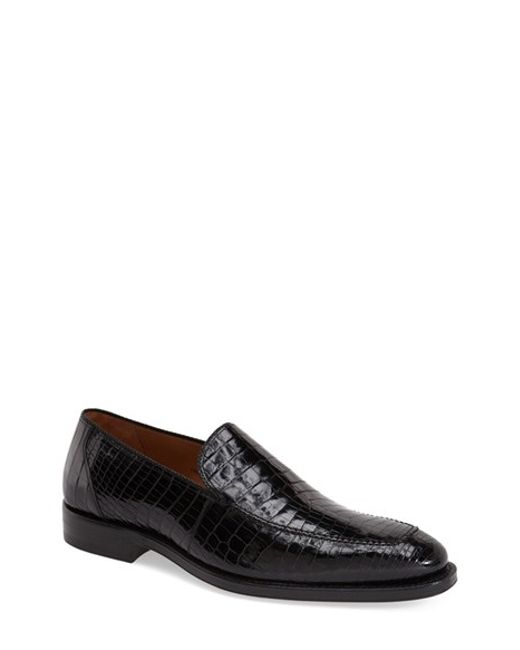 Mezlan | Black 'budapest' Loafer for Men | Lyst