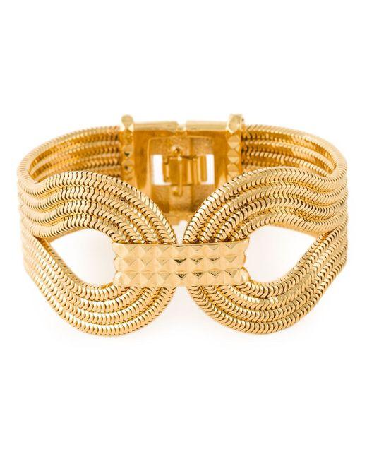 Lara Bohinc   Metallic 'gagarin' Bracelet   Lyst