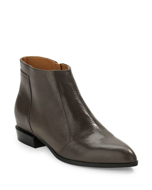 Nine West | Gray Dopler Ankle Boots | Lyst