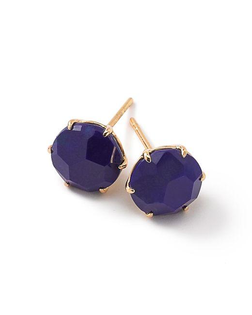 Ippolita | White 18k Rock Candy Round Stud Earrings | Lyst