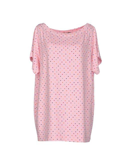 Twin Set | Pink Sweatshirt | Lyst