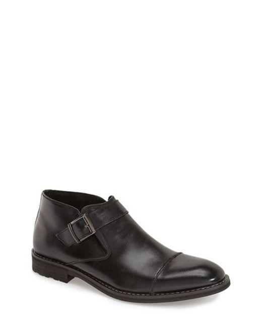 Joe's Jeans | Black 'aaron' Boot for Men | Lyst
