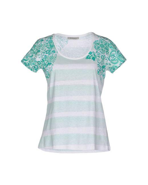 Pinko Green T-shirt