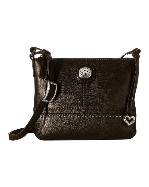 Brighton | Brown Demi Mini Messenger | Lyst
